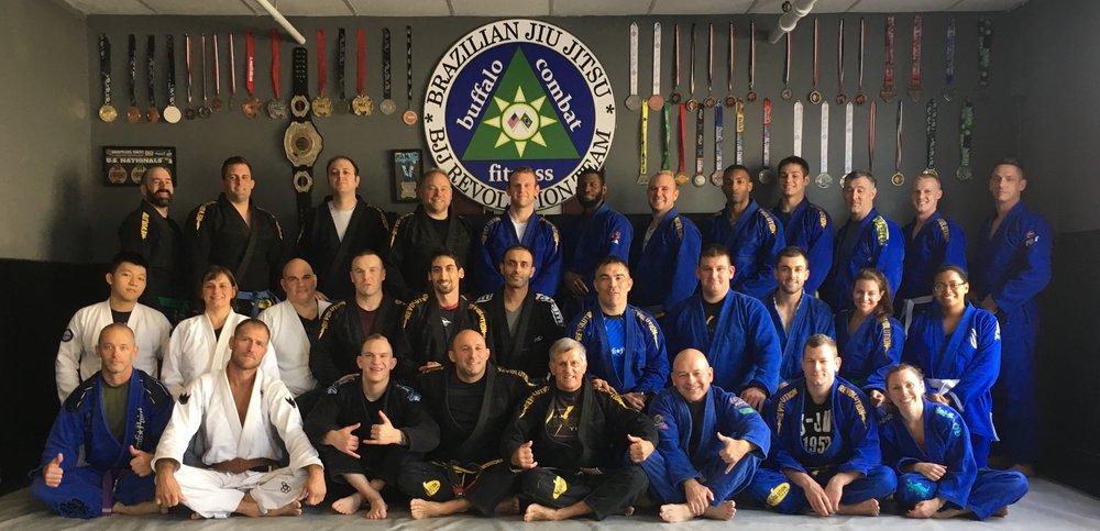 Buffalo Combat Fitness: 3068 Main St, Buffalo, NY
