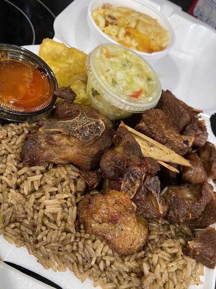 Ba' Hait Caribbean Pot