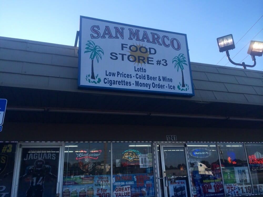 san marco food store 3 grocery 1241 eastport rd northside jacksonville fl phone number. Black Bedroom Furniture Sets. Home Design Ideas