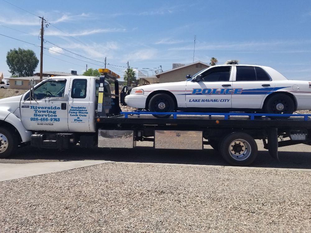 Towing business in Lake Havasu City, AZ