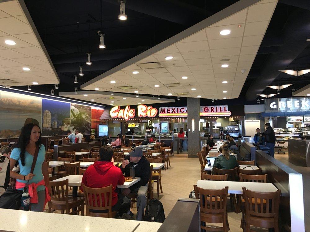 Restaurants Salt Lake City Near Airport
