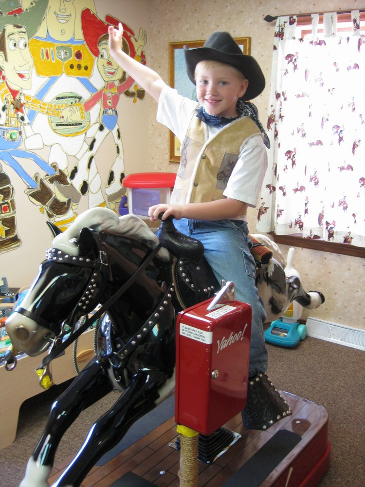 Kids Cowboy Dentistry