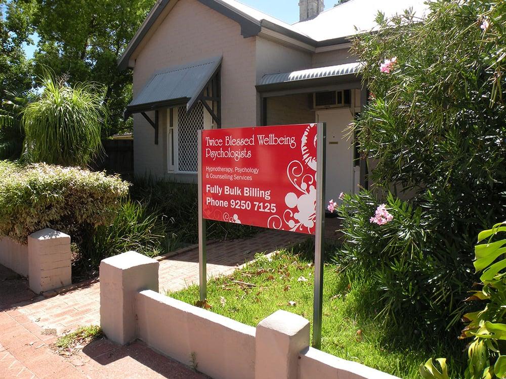 Twice Blessed Wellbeing Psychologists: 24 Keane St, Midland, WA