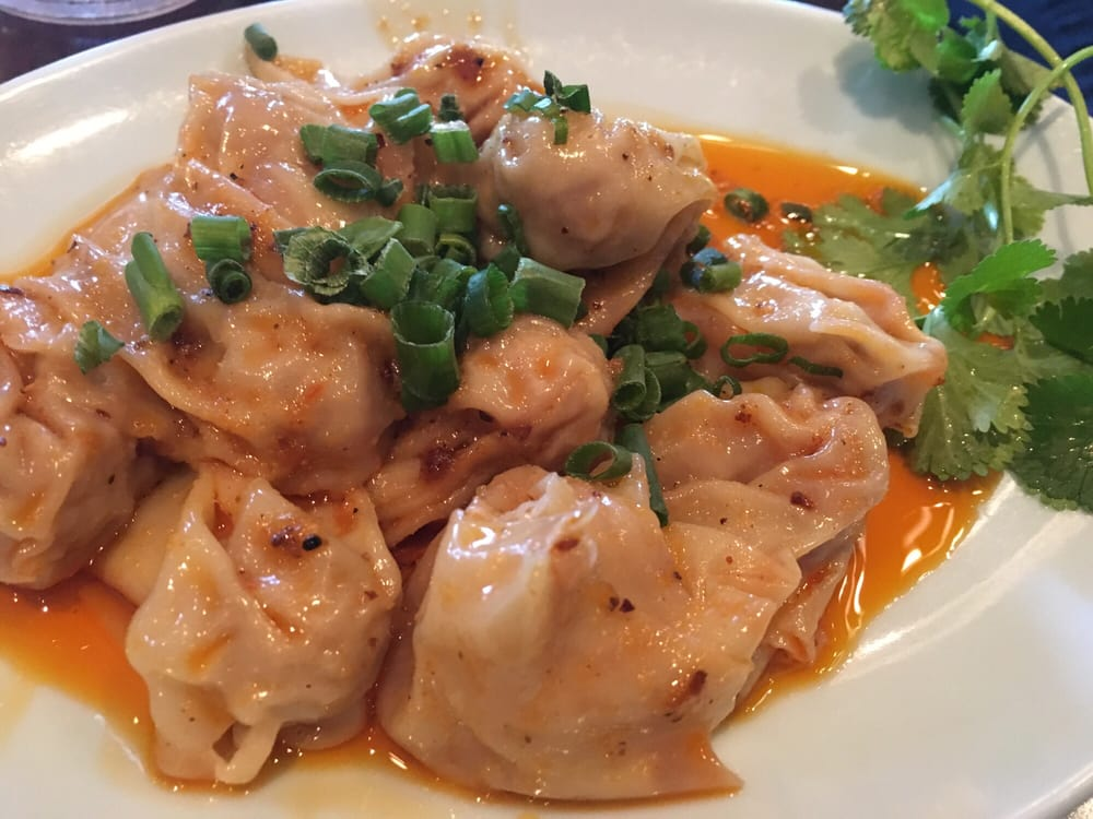 Hot oil wonton yelp for 101 taiwanese cuisine