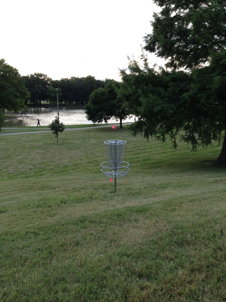 Willmore Park Disc Golf Course: Hampton At Gravois, Saint Louis, MO