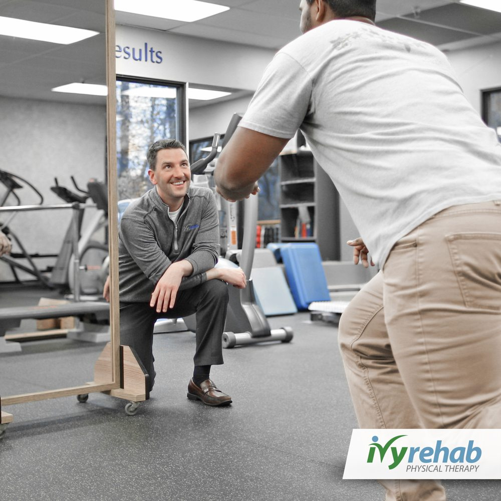 Ivy Rehab Physical Therapy: 4857 E US Route 36, Decatur, IL