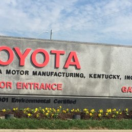 Photo Of Toyota Motor Manufacturing Kentucky   Georgetown, KY, United States