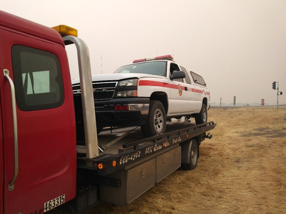 Towing business in Woodland, CA