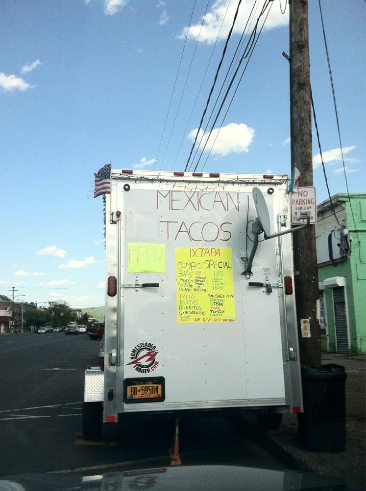 Ixtapa Taco Truck: 423 Broadway, Newburgh, NY