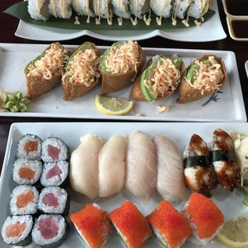 Photo Of Mr Sushi Asheville Nc United States Delicious