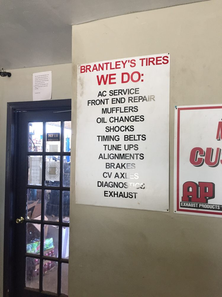 Brantley Tires & Service: 1051 Daphne Rd, Bay Minette, AL