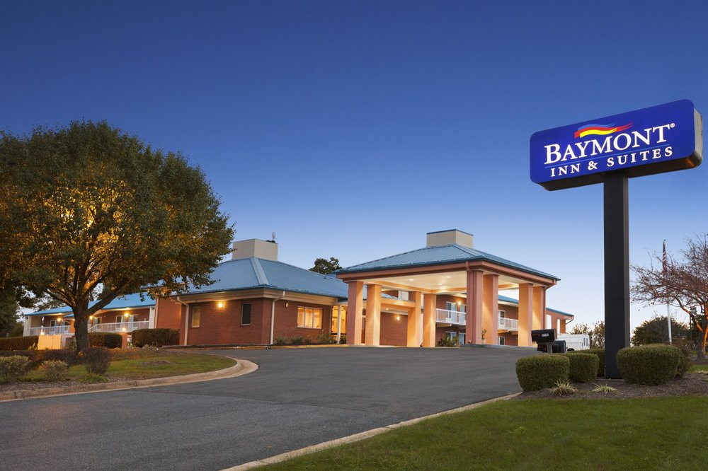 Baymont by Wyndham: 7379 Comfort Inn Dr, Warrenton, VA