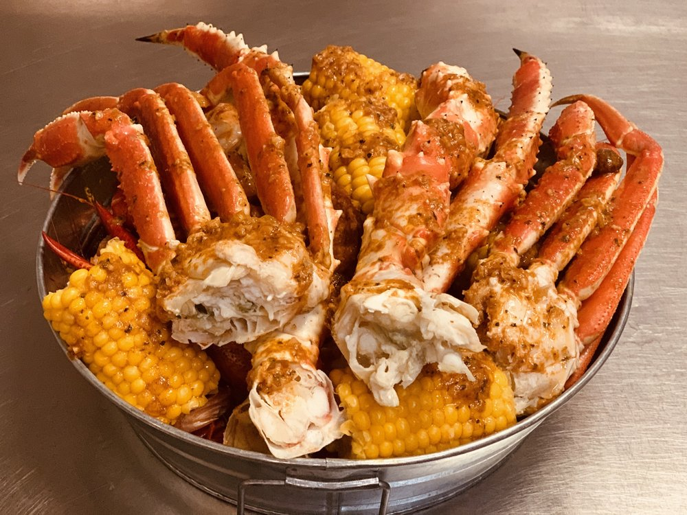 Crab King Cajun Boil & Bar: 8708 S Cicero Ave, Oak Lawn, IL