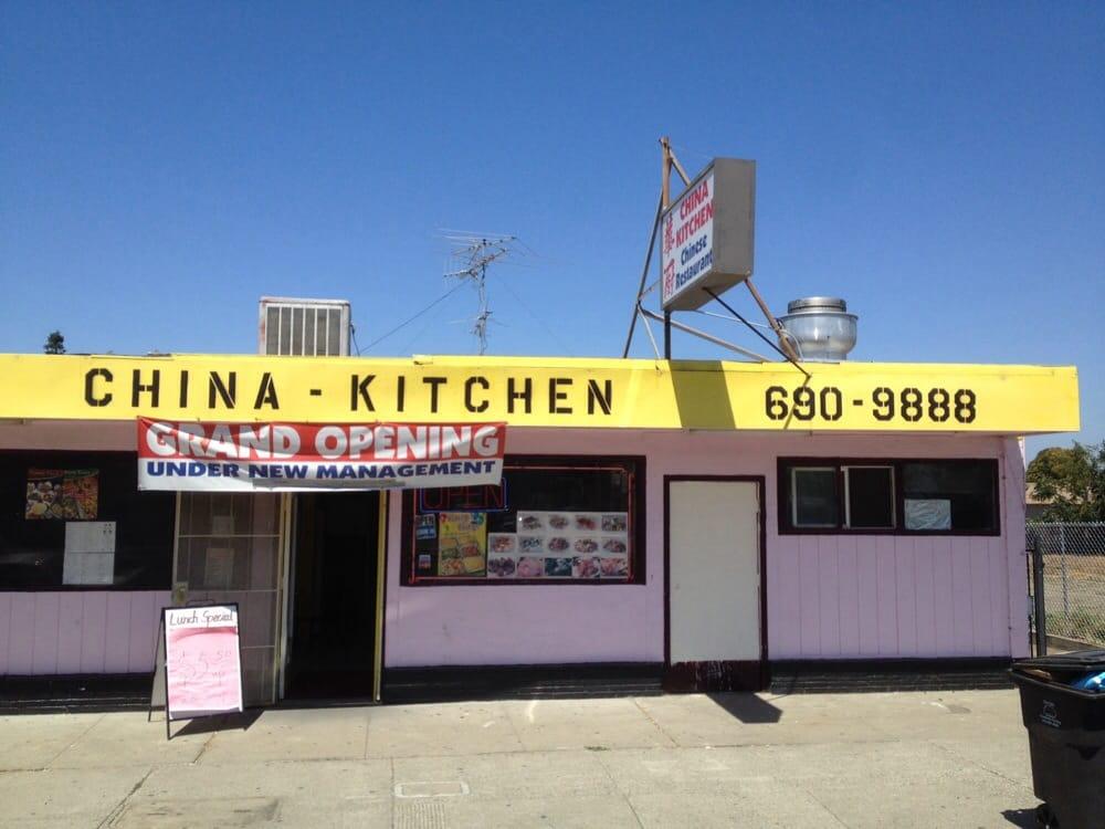 China Kitchen Of Hayward Menu