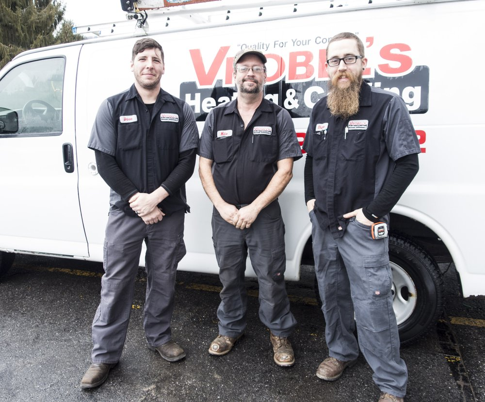 Vrobel's Heating & Cooling: 67 S White St, Brookville, PA