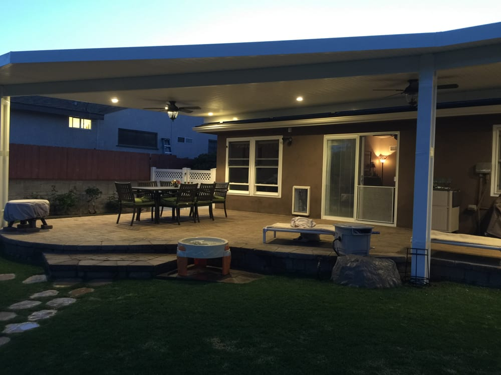 Beautiful Alumawood Patio Cover By Coxco Builders
