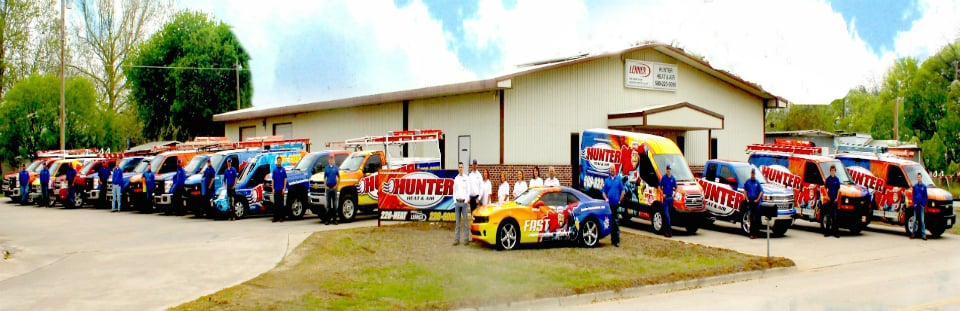 Hunter Super Techs: 15571 State Hwy 1 W, Ada, OK