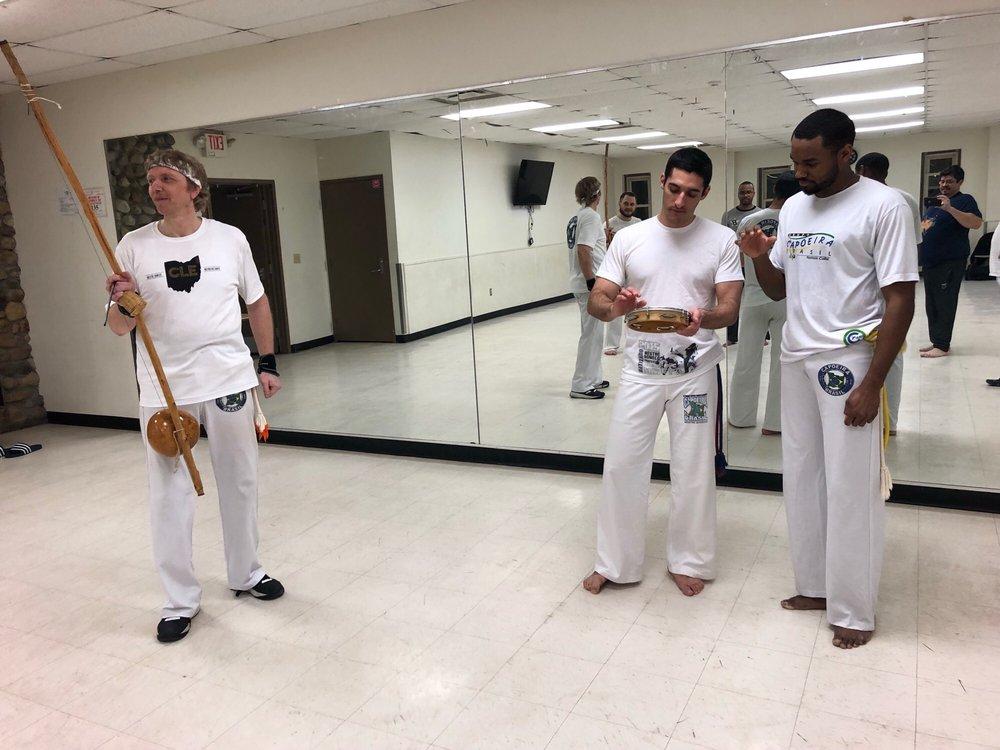 Capoeira Brasil Cincinnati: 3882 Paxton Ave, Cincinnati, OH