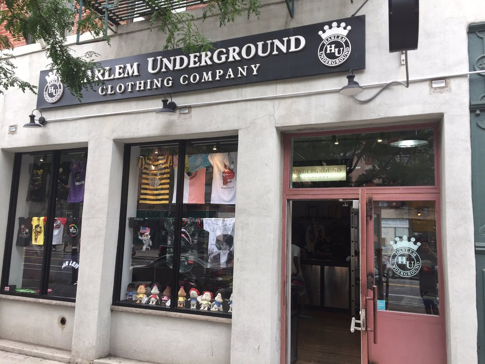 Harlem Underground: 20 E 125th St, New York, NY