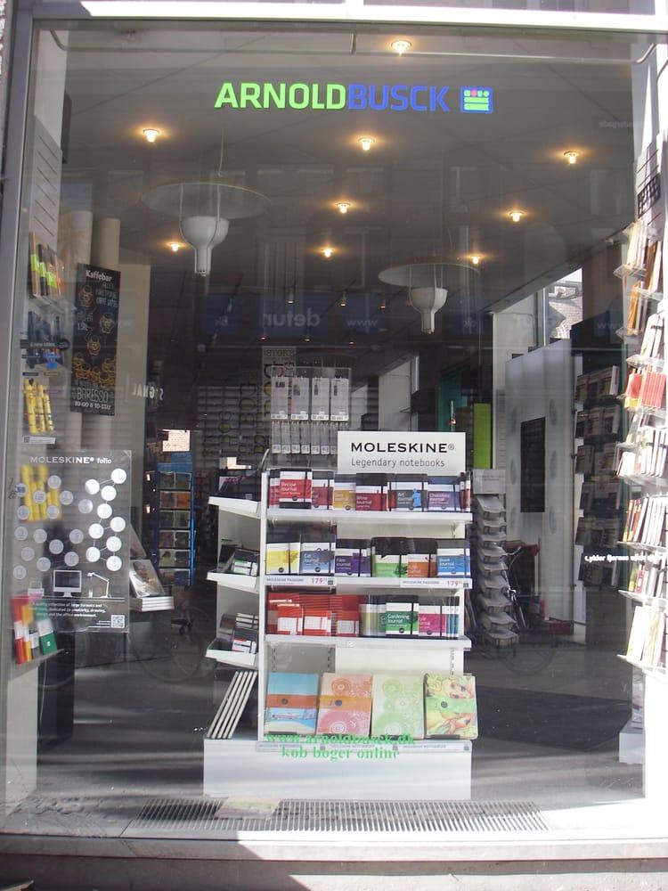 bogforretning københavn