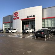 Photo Of Cowboy Toyota Dallas Tx United States Outside The Dealership