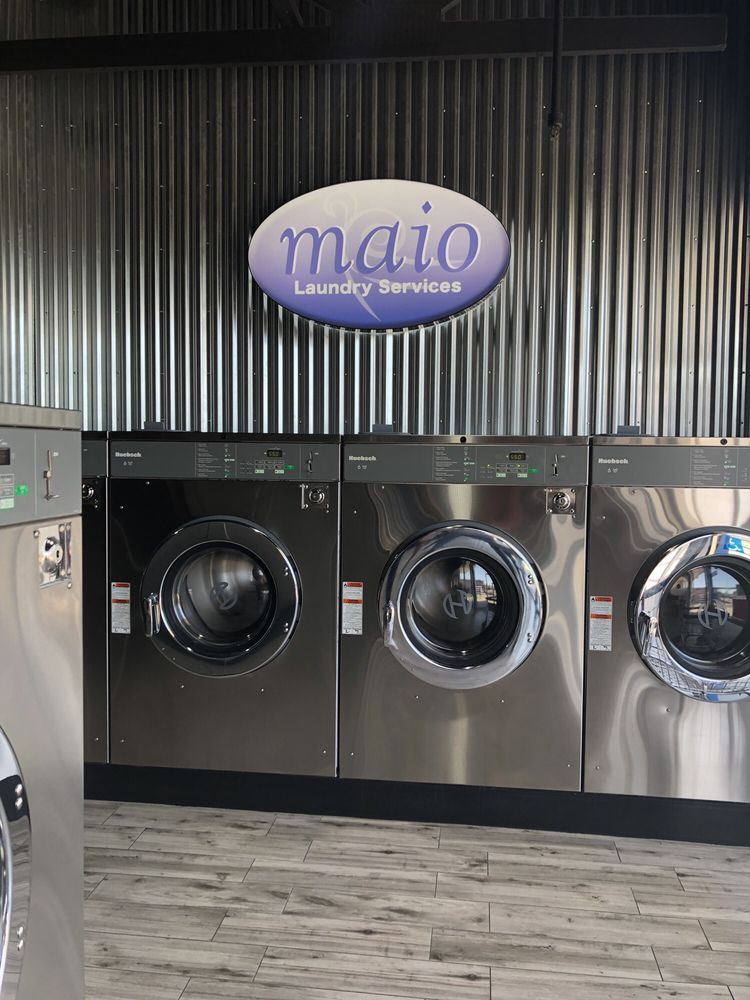 Maio Laundry Services: 9737 Alondra Blvd, Bellflower, CA