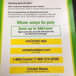 Cricket Wireless Authorized Retailer - 7260 S Rainbow Blvd