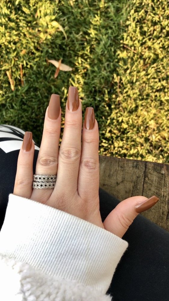 Luxe Nails: 520 Montgomery St, San Francisco, CA
