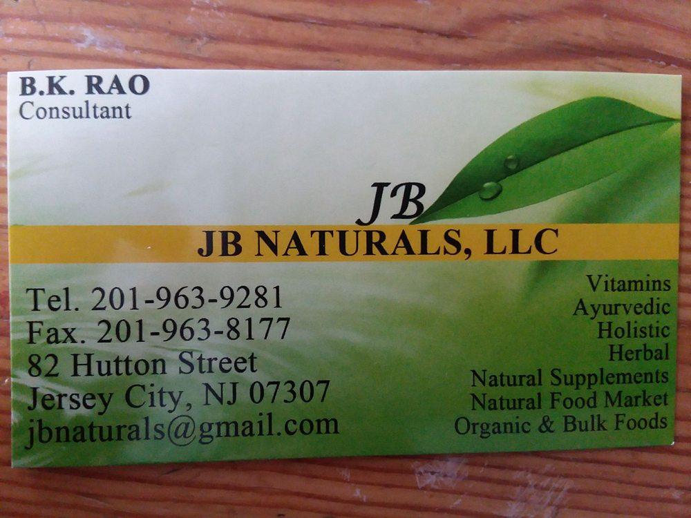 Jb Naturals Llc