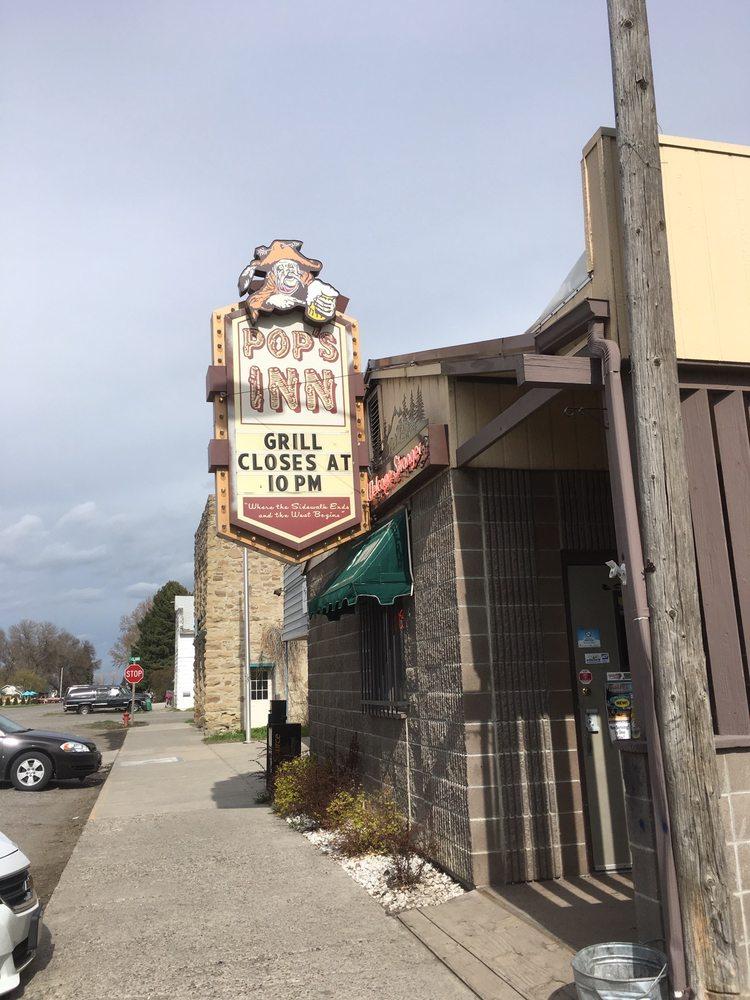 Pop's Inn: 117 1st Ave SE, Park City, MT