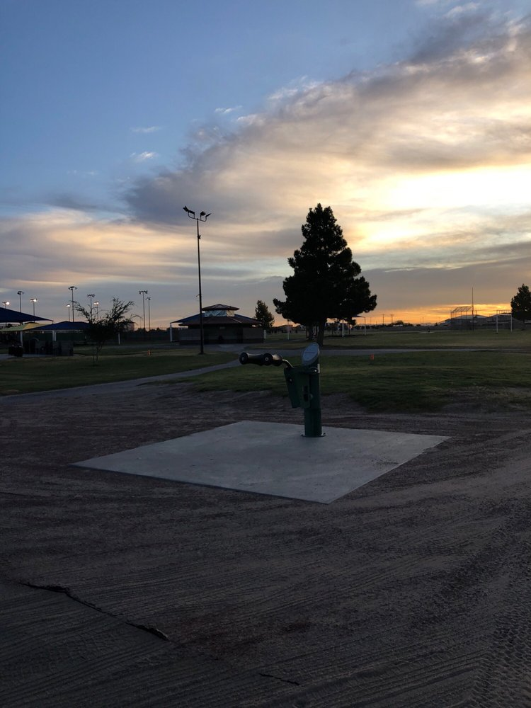 Biggs Park: 11388 Sergeant Major Blvd, Fort Bliss, TX