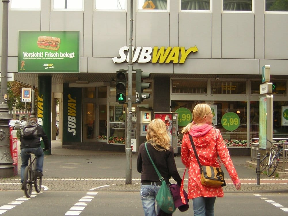 subway friesenplatz lukket fastfood friesenplatz 10 14 belgisches viertel k ln. Black Bedroom Furniture Sets. Home Design Ideas