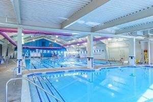 Health Unlimited Family Fitness & Aquatic Center: 103 Century Dr, Mount Airy, MD