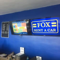 Fox Rental Car Cancun Mexico