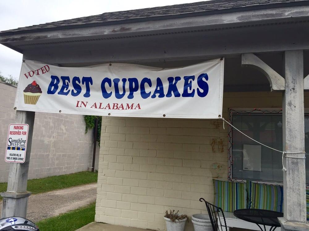 Something Sweet Bake Shop: 1712 Main St, Daphne, AL
