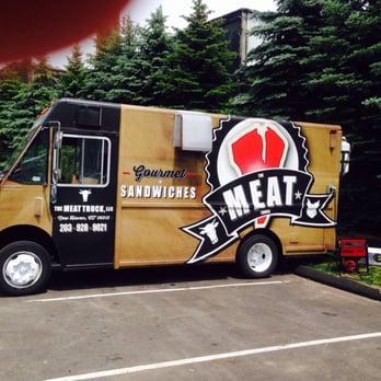 Photo Of The Meat Truck