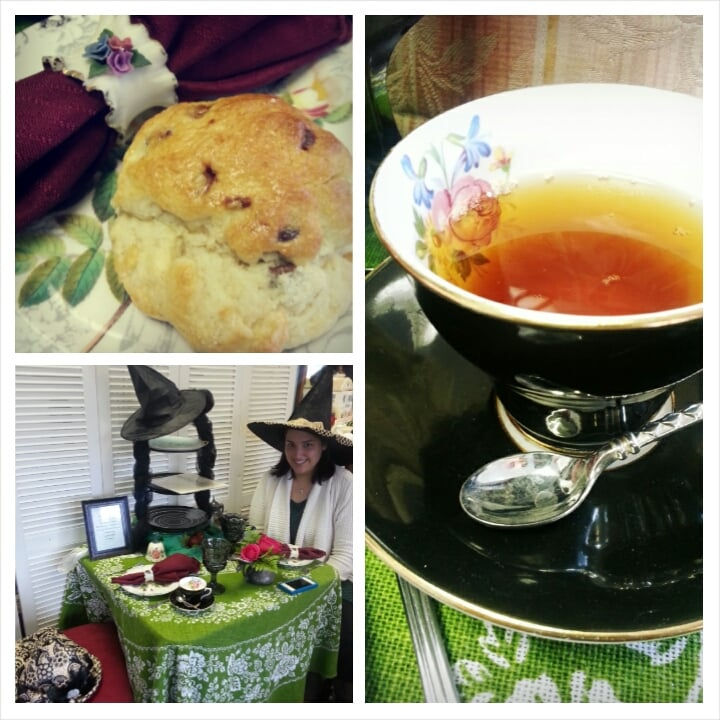 Tea Room Thousand Oaks Ca