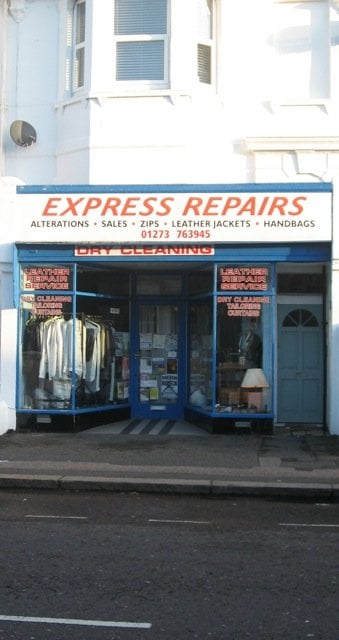 Express Repairs & Alterations: 37 Blatchington Road, Hove, BNH