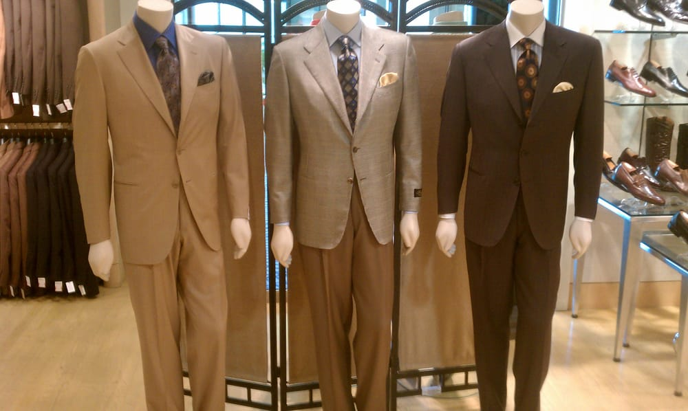 8d0ba4f32f2 Three handsome pieces by Pal Zileri