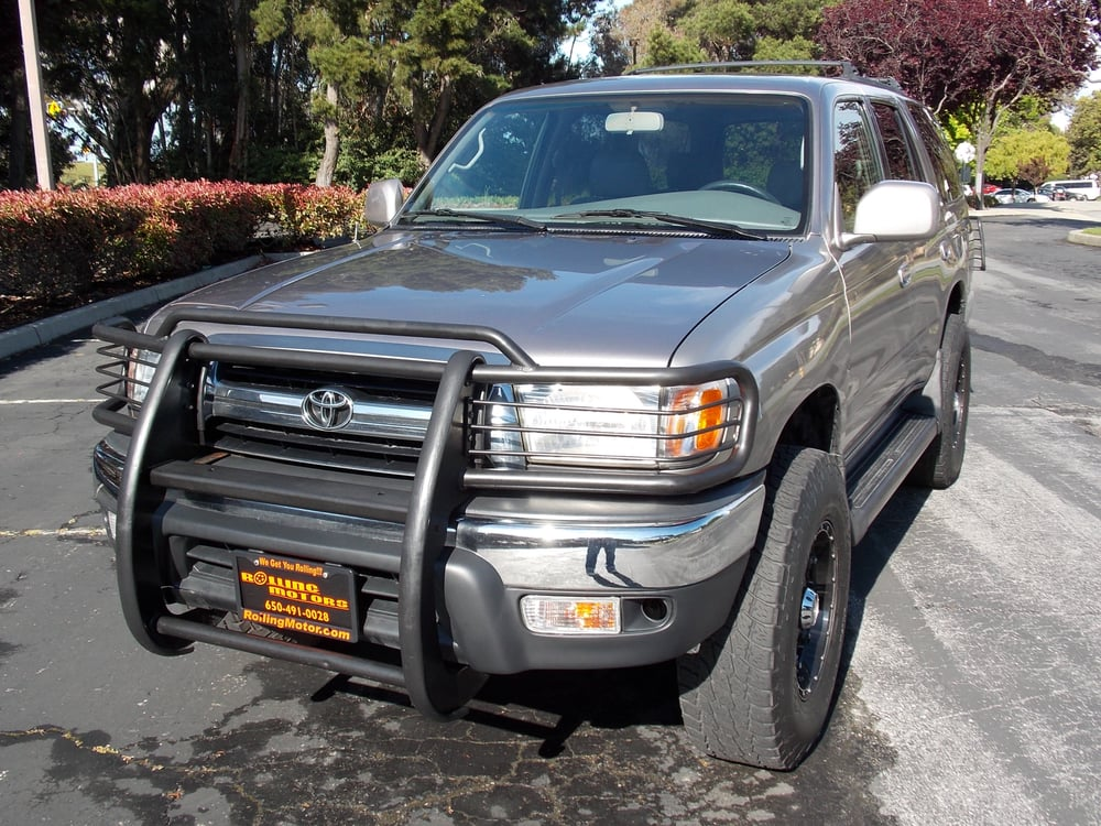 2001 toyota 4runner sr5 2wd 8999 sold yelp for Rolling motors san bruno ca
