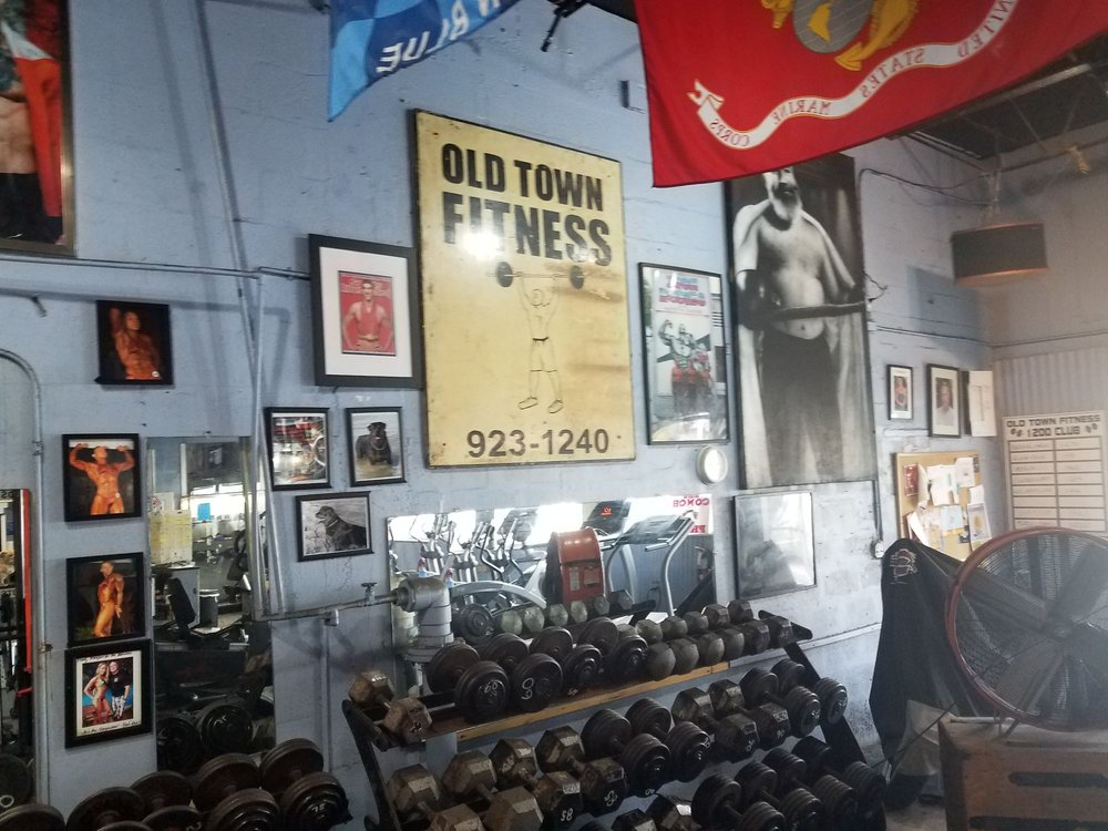 Old Town Fitness: 1010 Truman Ave, Key West, FL