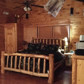 Photo Of Outrageous Cabins   Sevierville, TN, United States. Animal House  Loft.