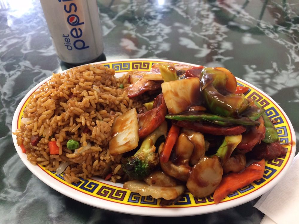 China Gourmet: 9435 S Suncoast Blvd, Homosassa, FL
