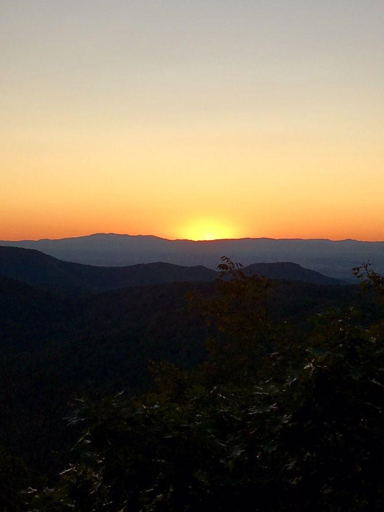 Loft Mountain Campground: Loft Mountain, Crozet, VA