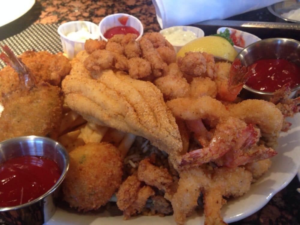 Pappadeaux Seafood Kitchen Albuquerque Nm Menu