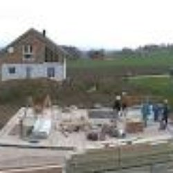 Foto Zu Pittsburgh Construction   Pittsburgh, PA, Vereinigte Staaten. House  Build From Start
