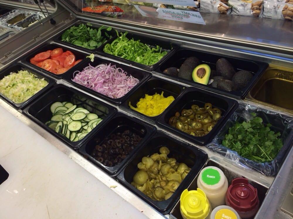 Subway Restaurants Long Beach Ca