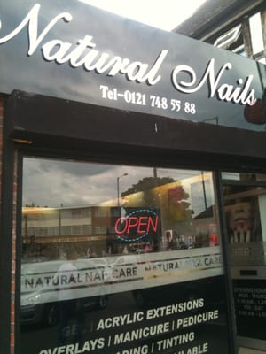 Natural Nail Care & Tanning - Tanning - B 262 Chester Road ...