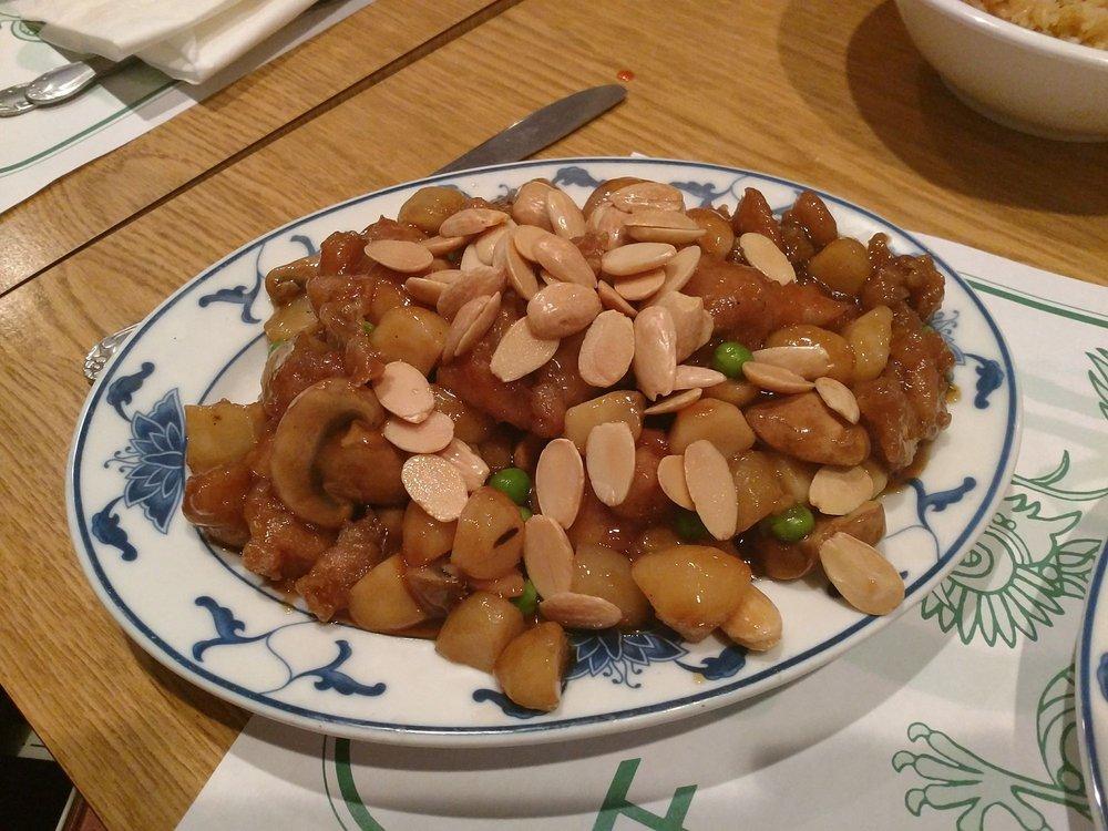 Almond Chicken Yelp