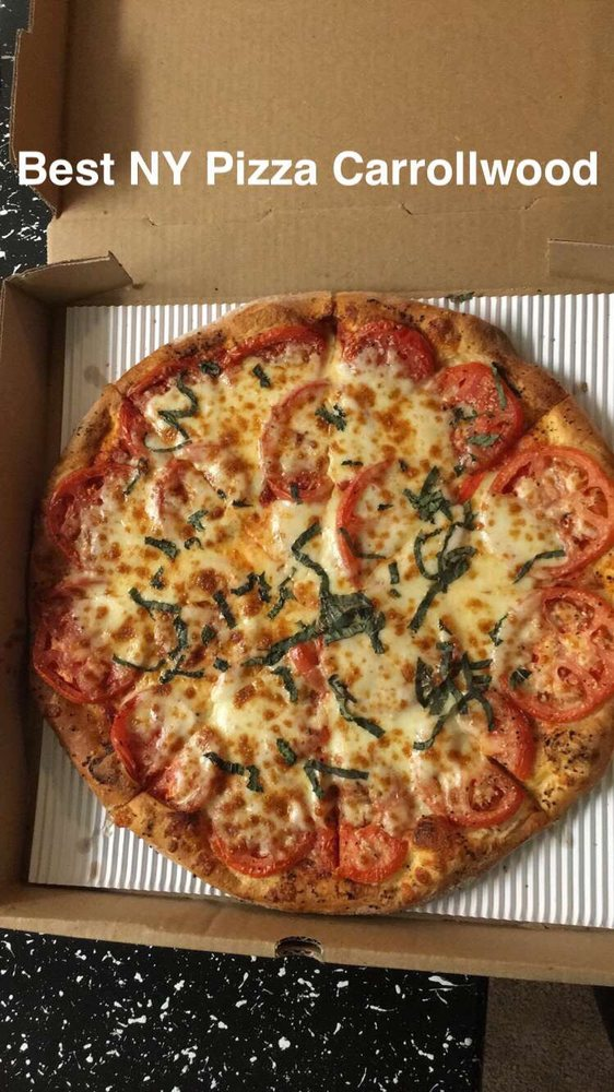 Best NY Pizza: 14741 N Dale Mabry Hwy, Tampa, FL